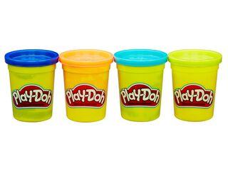 Pack 4 Potes Diseños Prehistóricos Play-Doh,,hi-res
