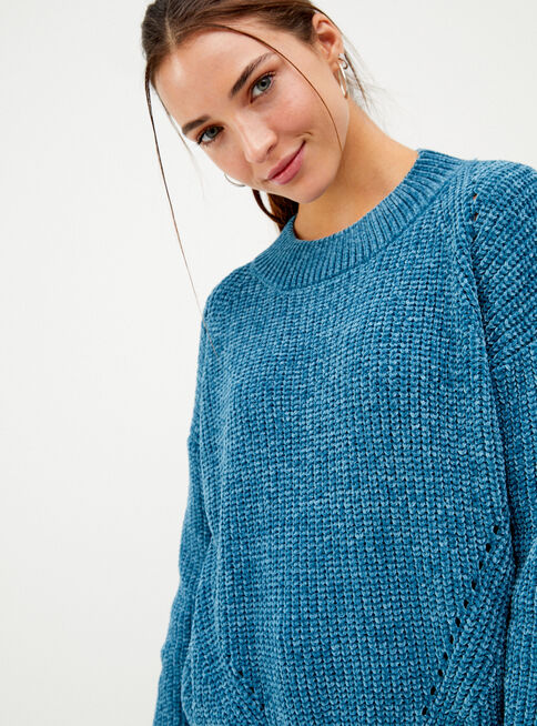 Sweater%20Chenille%20Manga%20Larga%20Opposite%2CAzul%20El%C3%A9ctrico%2Chi-res