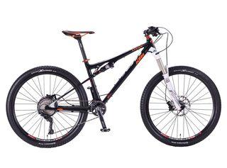 Bicicleta MTB Lycan 273 SE1 KTM Bikes Aro 27,5,Negro,hi-res