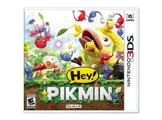 Juego Nintendo 3DS Hey Pikmin,,hi-res