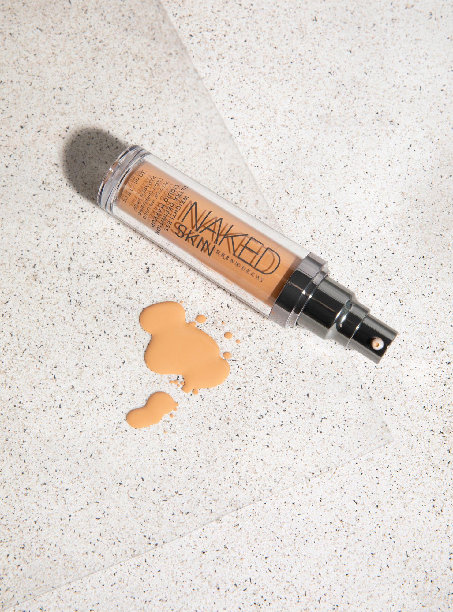 Volver a Sentirte to Wapa - Blog de belleza: Naked Skin