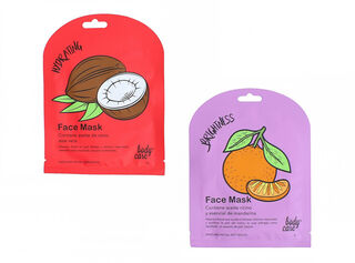 Mascara Facial Coco Naranja Set Spa,,hi-res