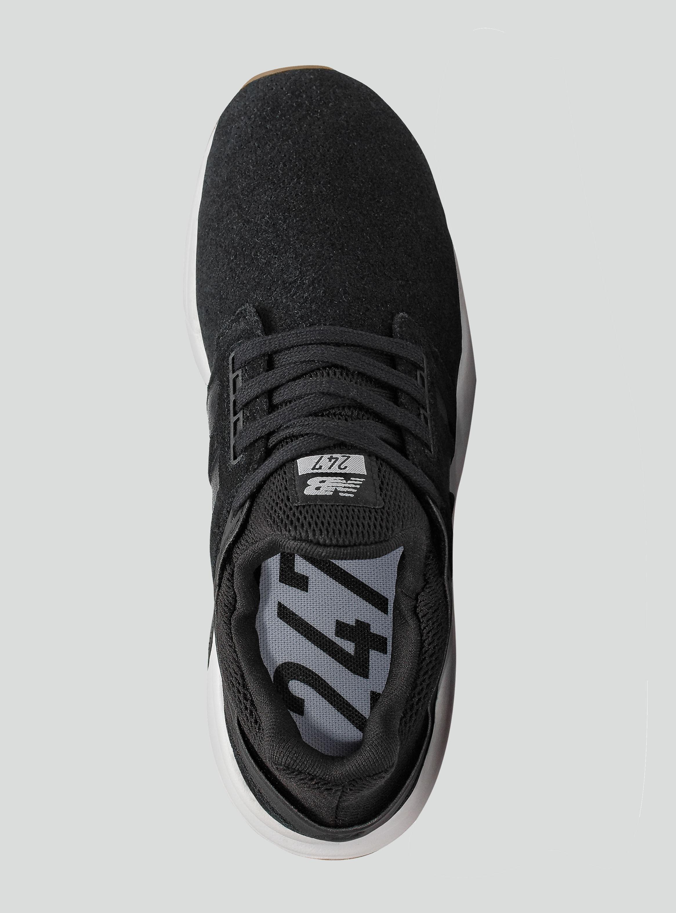 zapatillas mujer negro new balance