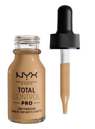 Base de Maquillaje Total Control Drop Foundation Beige NYX Professional Makeup,,hi-res