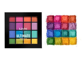 Paleta de Sombras Ultimate Shadow Palette Brights NYX Professional Makeup,,hi-res