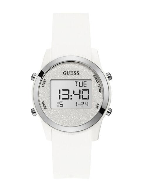 zapatos deportivos 965f9 83949 Reloj Digital Guess W1031L1 Blanco Mujer en Relojes | Paris