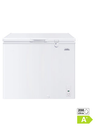 Freezer Horizontal Dual Frio Directo Mabe FDHM200BY0 200 Litros,,hi-res
