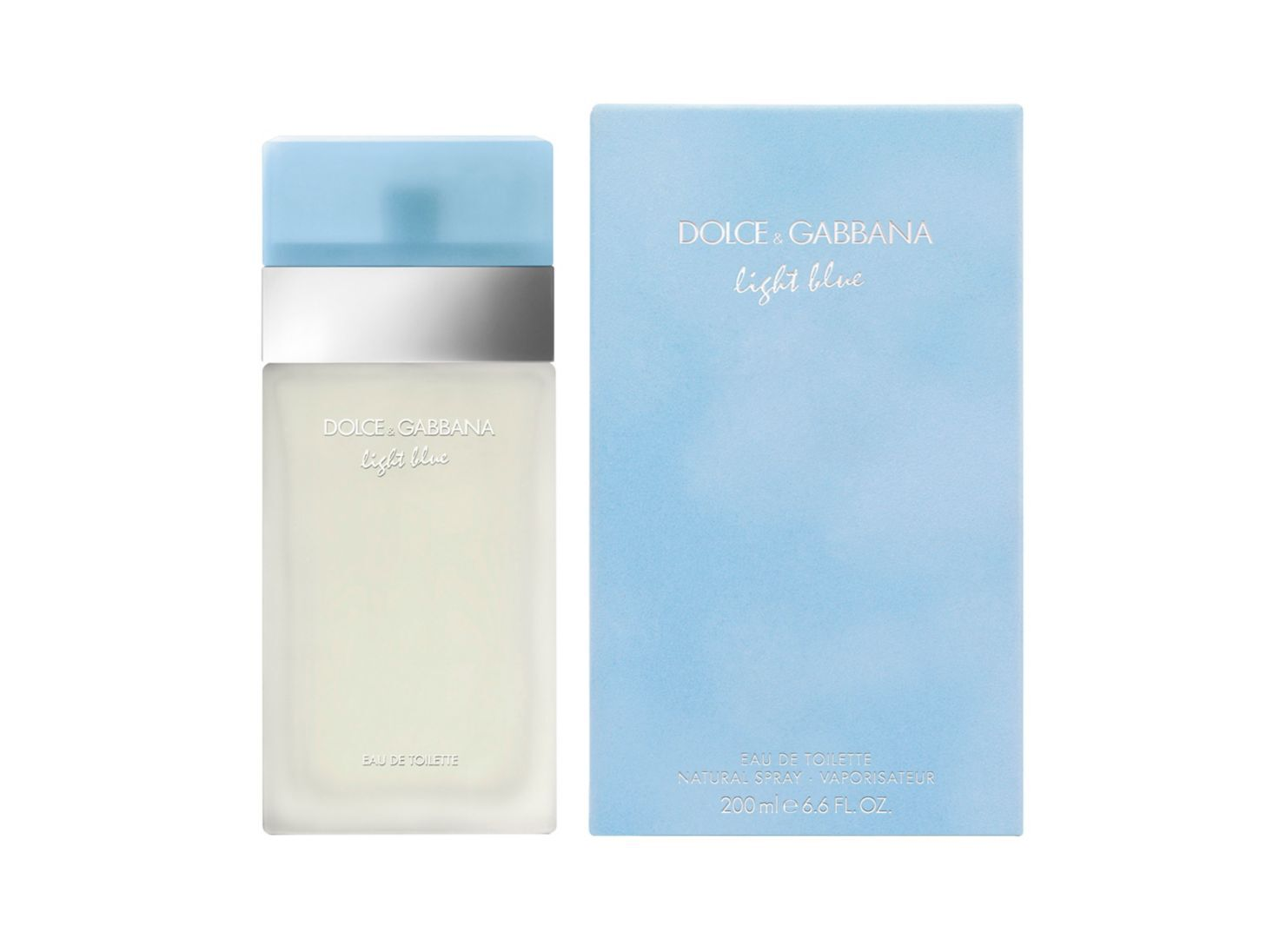 Perfume Dolce Amp Gabbana Light Blue Edt 200 Ml En Perfumes Mujer Paris