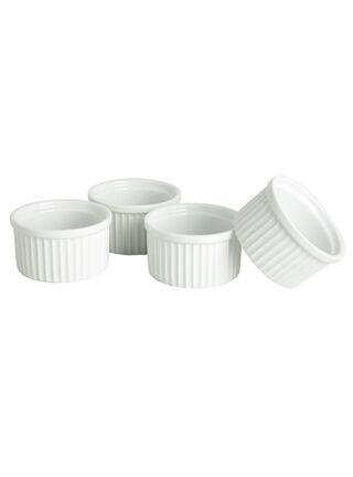 Set 4 Ramekines Blancos Attimo,,hi-res