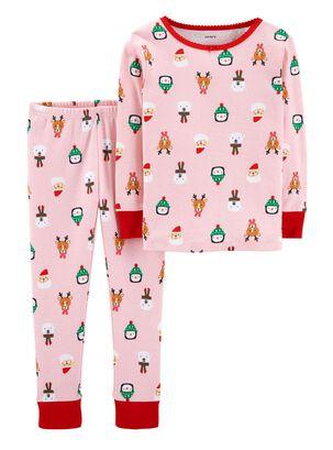 1d01d057e7 Pijama 2 Piezas Niña 2 A 4 Años Carter s