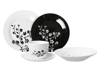 Set Porcelana 30 Piezas Rama Flores Stylo,,hi-res