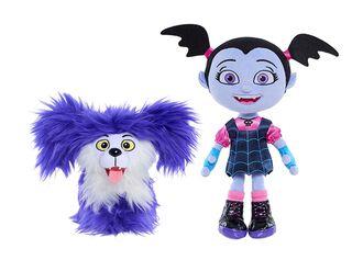 Pack Peluche Vampirina y Wolfie Disney,,hi-res