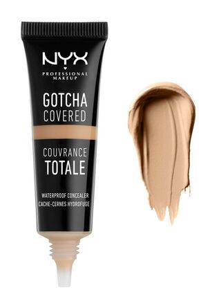 Base de Maquillaje Gotcha Covered Concelear - Beige NYX Professional Makeup,,hi-res
