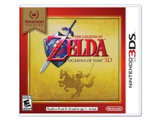 Juego Nintendo 3DS The Legend of Zelda: Ocarina of Time 3D,,hi-res