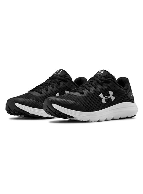 Zapatilla%20Running%20Under%20Armour%20Unisex%20GS%20Surge%202%20Negro%2CNegro%2Chi-res