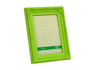 Marco de Fotos Plástico Attimo 15 x 20 cm,Verde,hi-res