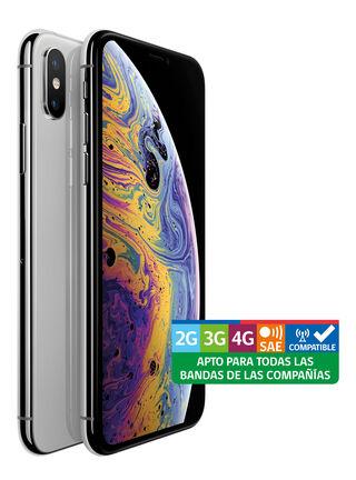 """iPhone XS 256GB Silver 5,8"""" Liberado,,hi-res"""