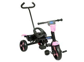 Triciclo 2 Funciones en 1 Rojo Kidscool,,hi-res