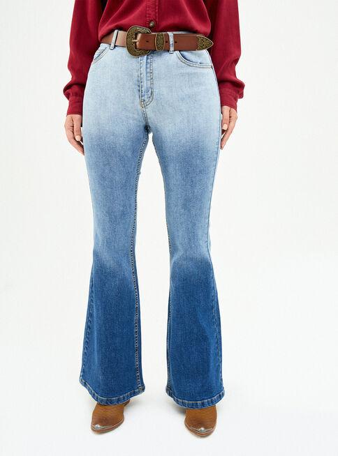 Jeans%20Flare%20Degrad%C3%A9%20Tiro%20Alto%20Umbrale%20%2CAzul%2Chi-res