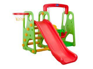 Set Plástico 3 en 1 Verde Kidscool,,hi-res