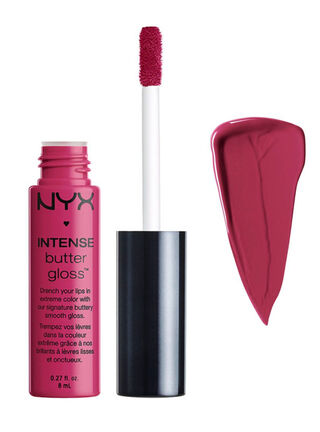 Brillo Labial Intense Butter Gloss Spice Cake NYX Professional Makeup,,hi-res