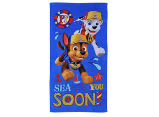 Toalla de Playa Paw Patroll  See You Soon Licencias Infantiles,,hi-res