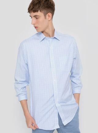 Camisa Casual Dress Brooks Brothers,Azul,hi-res