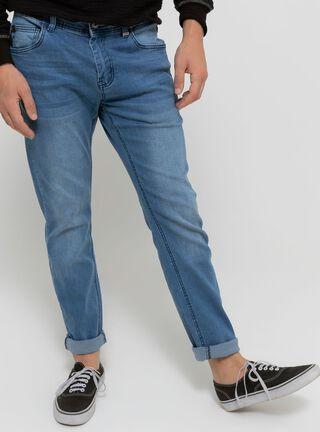 Jeans Tiro Medio Focalizado Ellus,Azul,hi-res