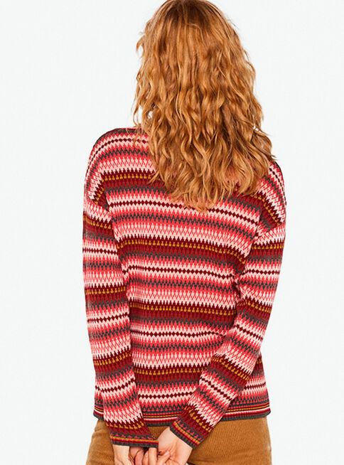 Sweater%20de%20Jacquard%20en%20100%20%25%20Algod%C3%B3n%20Esprit%2CRosado%2Chi-res