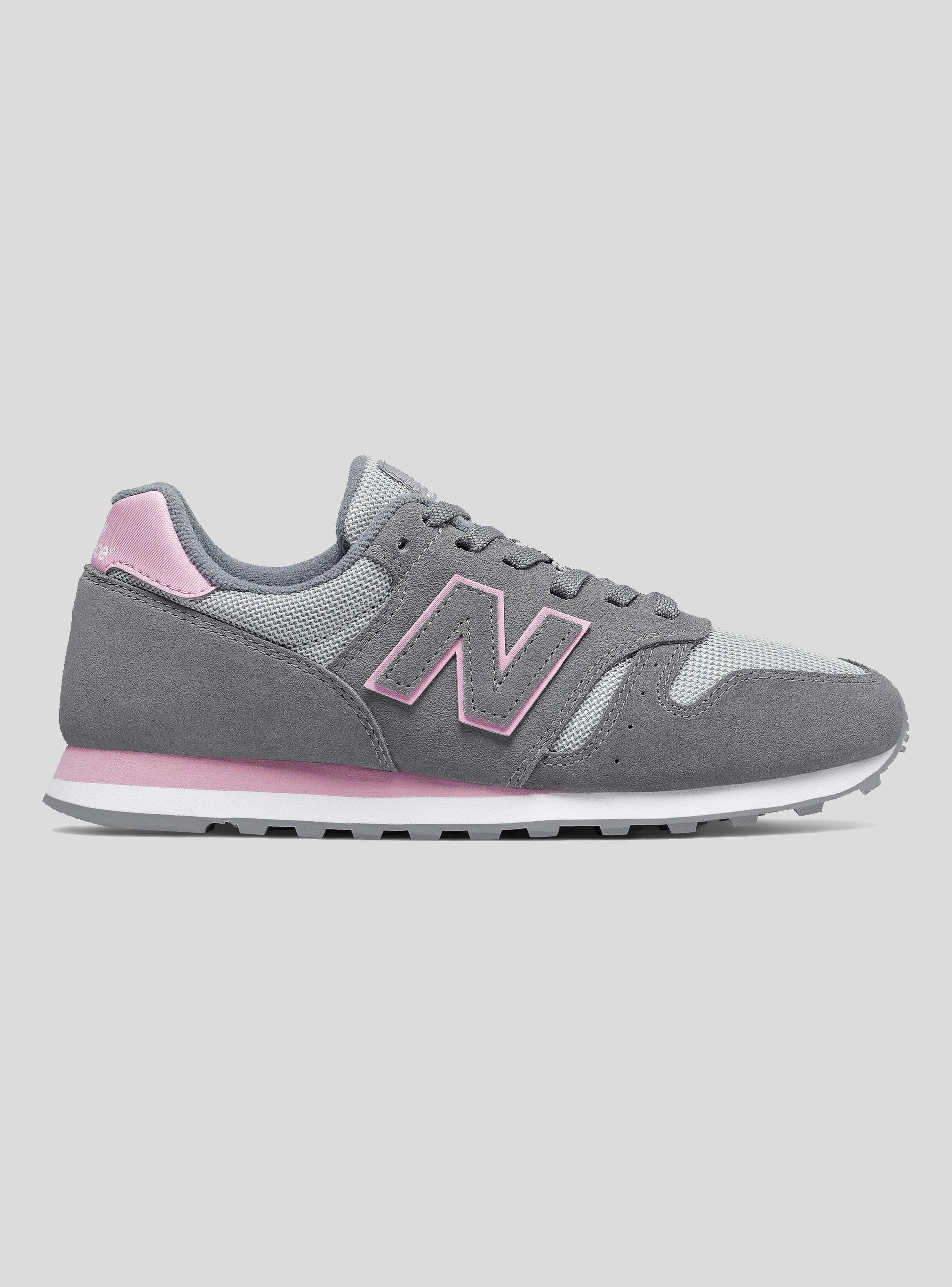 zapatillas new balance mujer gris
