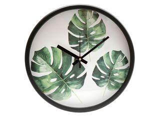Reloj Hoja Tropical Attimo 30 x 4 x 30 cm,,hi-res