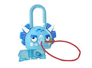 Figura Lock Stars Blue Dinosaur Hasbro,,hi-res