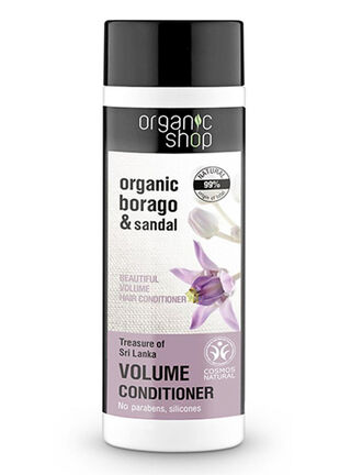 Acondicionador Sandalo 280 ml Organic Shop,,hi-res