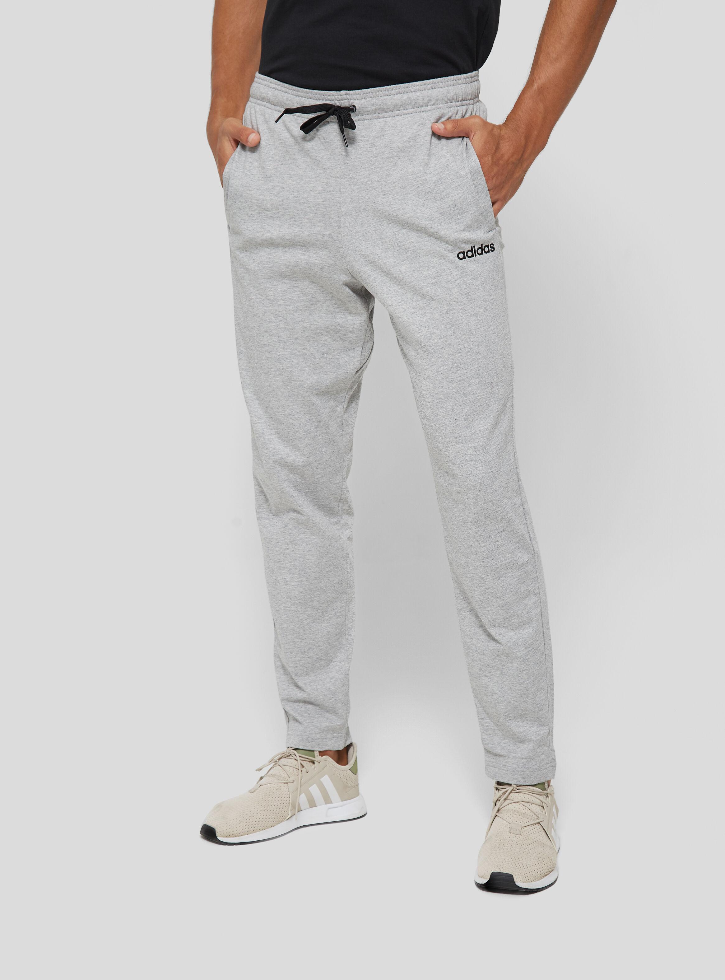 8a282ed66f08b Paris Essentials Adidas Pantalón Hombre Plain Tapered Buzo HYWWgpwqa