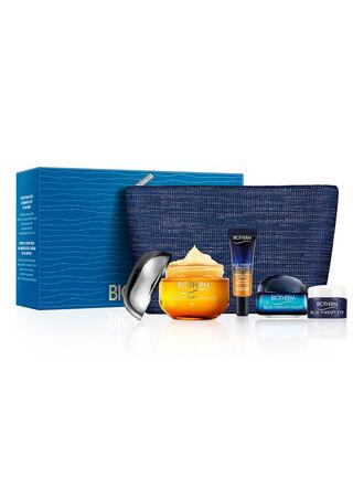 Set Anti-Edad Piel Seca Blue Therapy Cream In Oil Biotherm,,hi-res