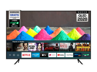 "QLED Smart TV Samsung 55"" UHD 4K 55Q60,,hi-res"