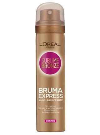 Autobronceante Sublime Bronze Spray Rostro Solar Expertise L'Oréal,,hi-res
