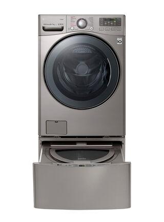 Lavadora/Secadora Frontal LG TWINWash™ WD20VVS6 20 Kg + Lavadora Superior LG Mini WD100CV 3,5,,hi-res