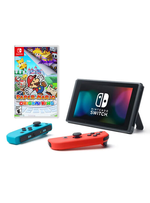 Consola%20Nintendo%20Switch%20Neon%20%2B%20Paper%20Mario%3A%20The%20Origami%20King%2C%2Chi-res