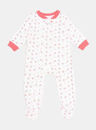 Pijama Tribu Flores Niña,Rose Gold,hi-res