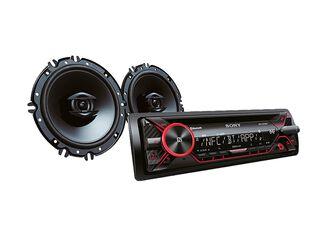 Radio De Auto Sony MXSN4216BT,,hi-res