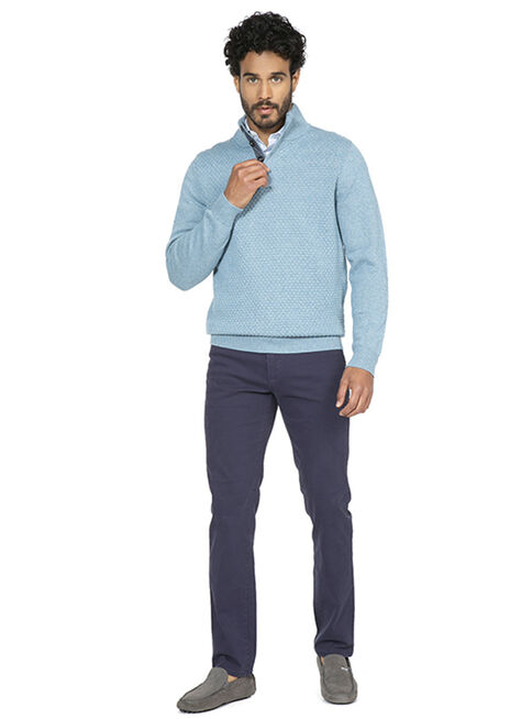 Sweater%20Tejido%20Jaspeado%20Half%20Button%20Arrow%2CCeleste%2Chi-res