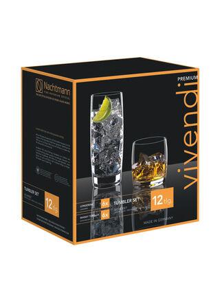 Set 12 Vasos Cristal Vivendi Nachtmann 413 ml,,hi-res