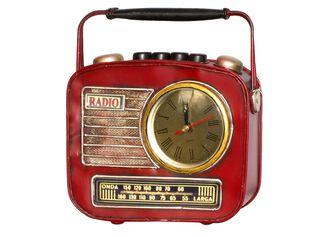 Reloj con Forma Radio Alcancía M Attimo,,hi-res