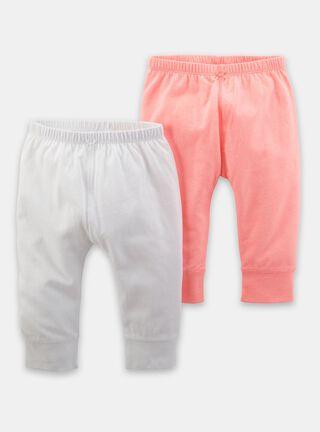 Pantalón Niña 0 A 24 Meses Carter's,Diseño 1,hi-res