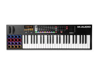 Controlador MIDI M Audio Code 49,,hi-res