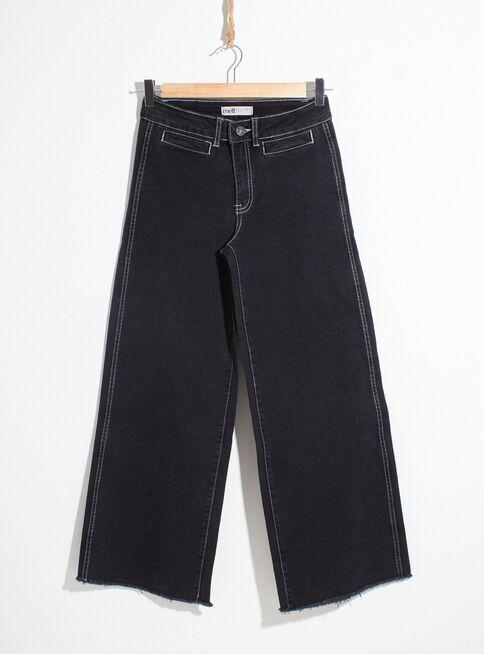 Jeans%20Flare%20Negro%20Ni%C3%B1a%20Melt%2CNegro%2Chi-res