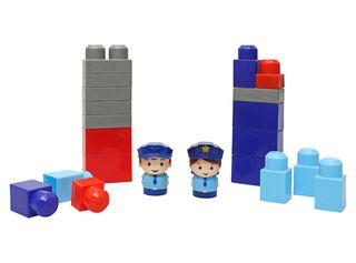Balde Police Bucket 60 Piezas Paris,,hi-res