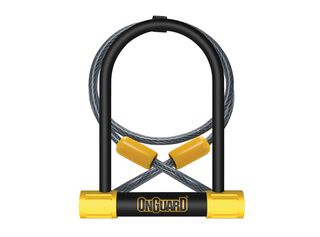 Candado Bicicleta Onguard Bulldog Medium Cable,,hi-res