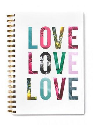 Cuaderno Espiral Love Love American Crafts 25 x 17 cm,,hi-res